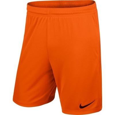 Spodenki piłkarskie Nike Park II Junior