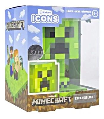 лампа Minecraft ЛИАНЫ 3D ЛАМПА ЛИЦЕНЗИЮ