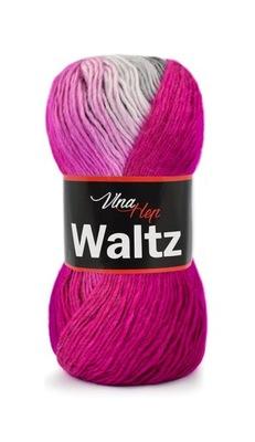 Włóczka Vlna Hep Waltz 5701 / zamiennik Nako Vals