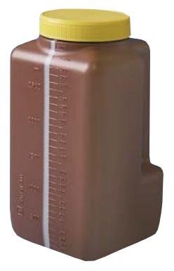 Butelka pojemnik do dobowej zbiórki moczu 3l