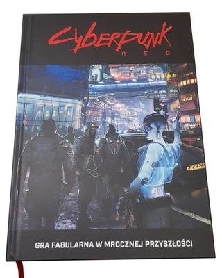 Cyberpunk RED - gra fabularna (edycja polska)