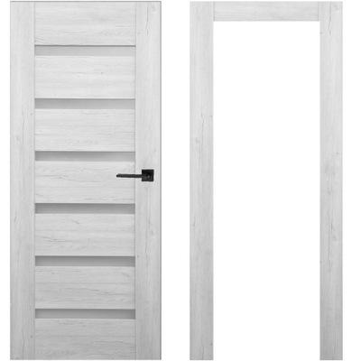 двери внутренние комплект С РАМОЙ apus