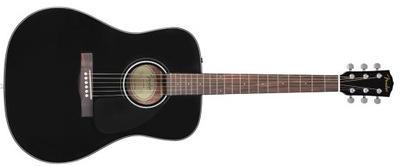 Gitara Akustyczna Fender CD-60 V3 BLK