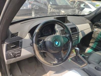BMW X3 E83 ПОДУШКИ AIRBAG ТОРПЕДО КОНСОЛЬ KOKPIT