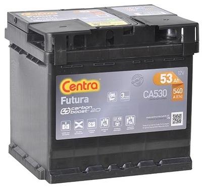 BATERÍA CENTRA FUTURA 53AH 540A CA530