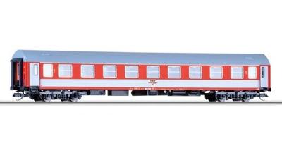 Вагон пассажирский 1 класс . Adnu, PKP ep.V, масштаб TT