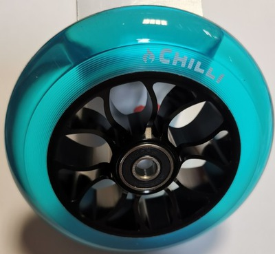 CHILLI 2 x Kółka koła 110 do hulajnogi wyczynowej