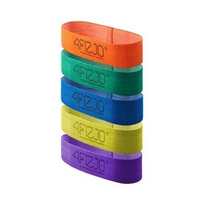 FLEX HIP BAND mini Gumy materiałowe do ćwiczeń