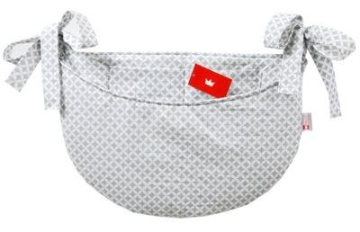 BabyLux сумка организатор ящичек ??? кроватки