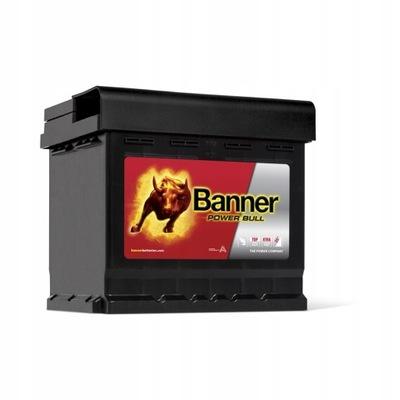 BANNER POWER BULL 50AH 450A, фото