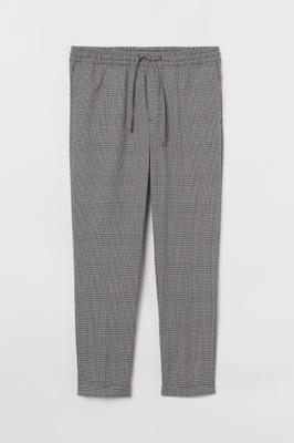 Spodnie męskie joggersy slim H&M M 175 P167