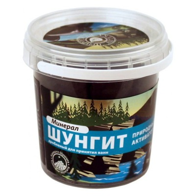 Fratti Szungit Filtr Naturalny Aktywator Wody 160g