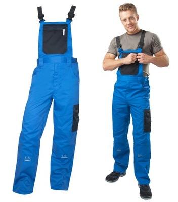 Ardon 4Tech Mocne Spodnie Ogrodniczki Robocze 46