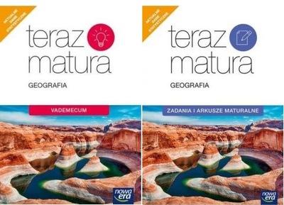TERAZ MATURA. GEOGRAFIA PAKIET MATURZYSTY