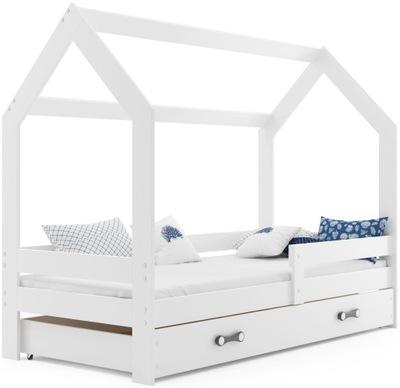 кровать детское Домик каркас матрас от INTERBEDS