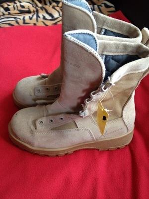 ORYG. buty Wellco wojskowe bojowe U.S. ARMY roz.4R