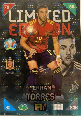 EURO 2020 KICK OFF 2021 LIMITED Torres