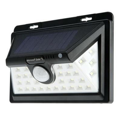 instagram лампа ГАЛОГЕН С ДАТЧИКОМ движения 34 LED