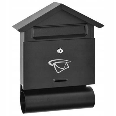 коробка письма ЯЩИК С РУПОРОМ B6