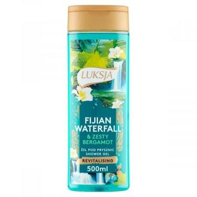 Luksja Fijian Waterfall Żel Pod Prysznic 500 ml