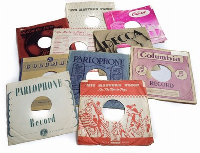 комплект конвертов на диски 10 штук разные разные szelaki