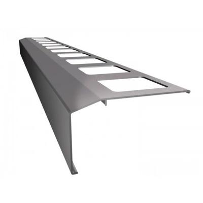 Профиль карниз K301 Renoplast на террасы и балконы