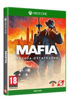 Mafia: Edycja Ostateczna XOne