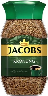 кофе растворимая ДЖЕЙКОБС Kronung 200 гр.