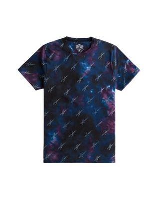 t-shirt Hollister Abercrombie koszulka M Piękna