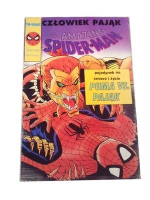SPIDER-MAN 8/1992