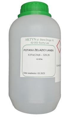 ŻELAZICYJANEK POTASU cz.d.a 50g