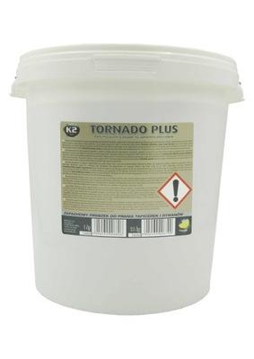 K2 TORNADO PLUS 12kg ZAPACHOWY PROSZEK DO PRANIA