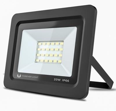 Naświetlacz LED 20W 105W 4000K projektor IP66