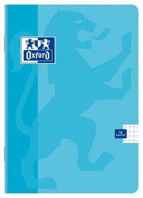 ZESZYT OXFORD A5 KRATKA 16 KARTEK SWEET PASTEL