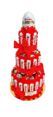 Торт Киндер для девочки мальчика подарок
