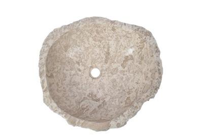 EROSI I B kamenné umývadlo na dosku INDUSTONE