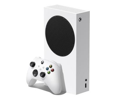 Konsola Microsoft Xbox Series S 512GB SSD BT5.0