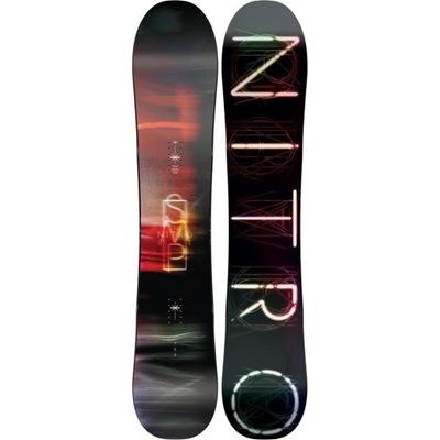 Deska snowboardowa Nitro SMP 155