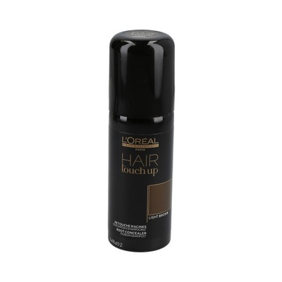 LOREAL HAIR TOUCH UP LIGHT BROWN SPRAY ODROSTY 75