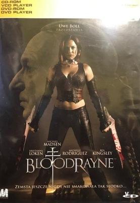 BLOODRAYNE LOKEN MADSEN RODRIGUEZ KINGSLEY VCD