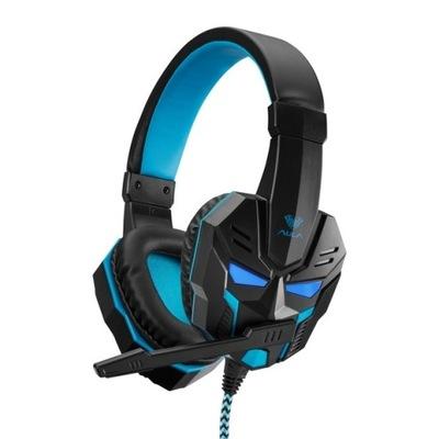 Słuchawki z mikrofonem dla graczy Prime