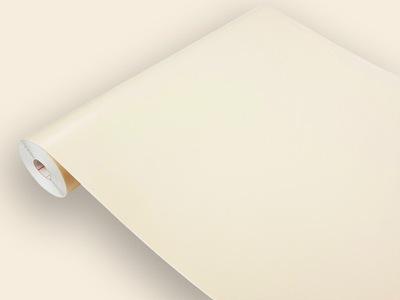 Okleina Samoprzylepna Beżowa Matowa Na Meble 45x50