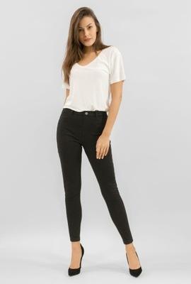 Leginsy jak spodnie Margherita Gatta, czarne L