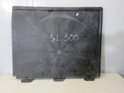 MERCEDES SL 500 R129 5.0 V8 ЗАЩИТА КОЛЕСА ЗАПАСНОГО