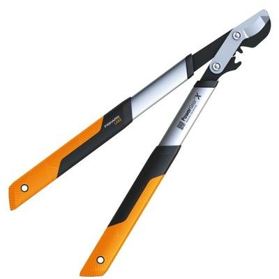 FISKARS Pruner nožnicový-prepojenie je PowerGearX
