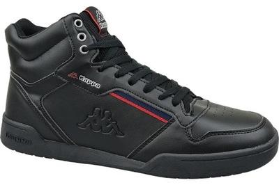 KAPPA buty jesienne męskie brązowe PINE 42 7598656265