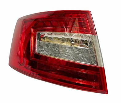 SKODA OCTAVIA III 5E 13-17 LED NOWA LAMPA TYLNA L
