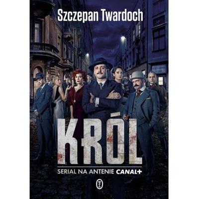 Król Szczepan Twardoch Literackie