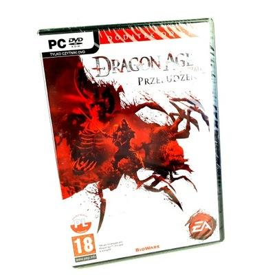 Dragon Age Poczatek Kolekcjonerska Steelbook De Pc 8514729373 Oficjalne Archiwum Allegro