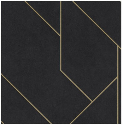 Обои instagram Стены геометрическая черная золота